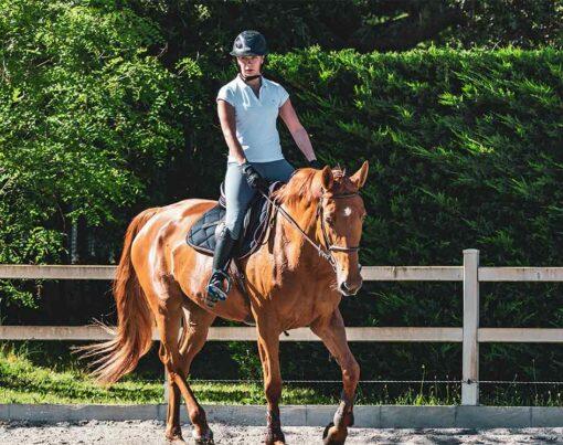 Monitor de Equitación