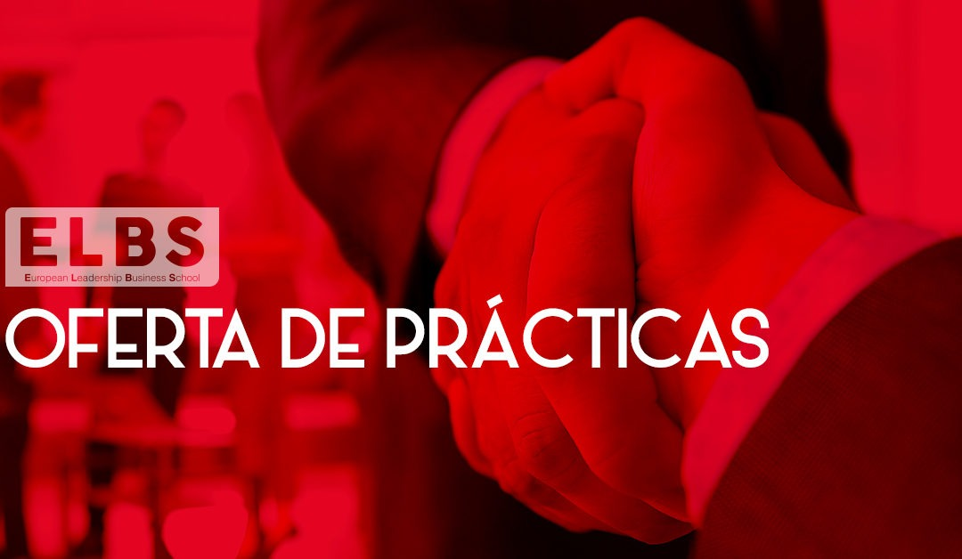 OFERTA DE PRÁCTICAS – TRABAJO EN MARKETING