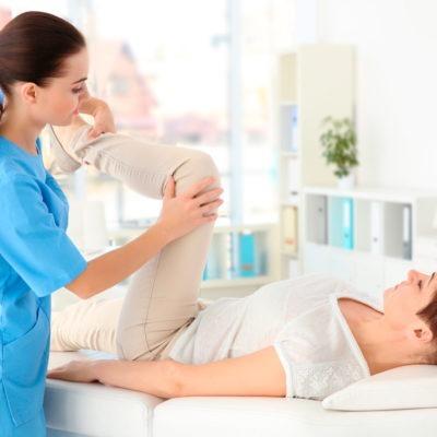 estudiar auxiliar de rehabilitación