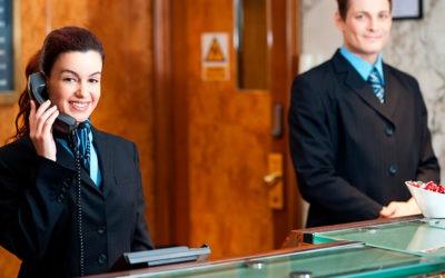 Estudiar Curso Recepcionista Hotel
