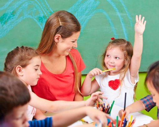 Estudiar Experto Auxiliar en Educación Infantil
