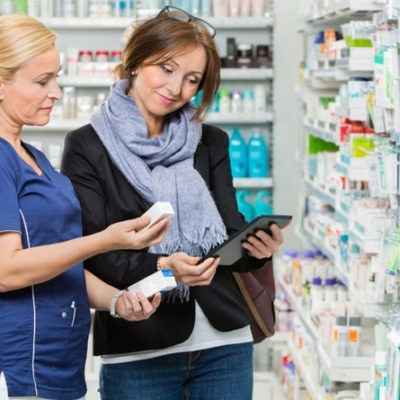 Certificación Experto en Auxiliar de Farmacia