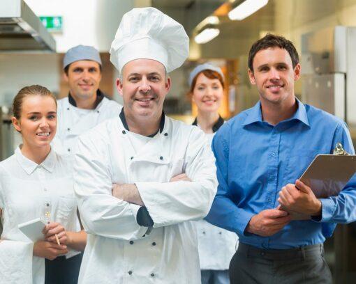estudiar experto en cocina