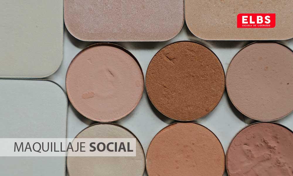 Qué es el maquillaje social y cuántos tipos existen