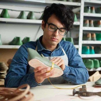 Máster en Diseño y Modelaje de Calzado: diseñador de zapatos