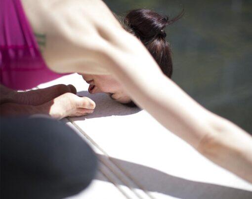 Conviértete en monitor de yoga