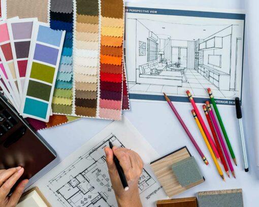 Estudiar Programa superior en Interiorismo