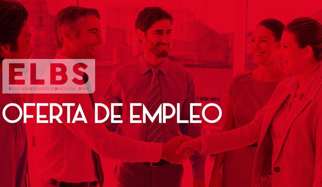 Oferta de Empleo: Administrativo/a de Recursos Humanos